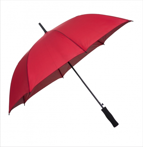 Parasol Bradford czerwony